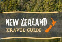 New Zealand Travel Inspiration