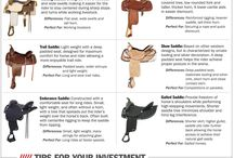 horse tack info