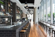 Tiled Restaurant, Pubs & Bars / Highlighting amazing tile installation and design in restaurants, pubs and bars at home and across the globe.