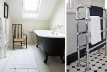 Bathroom Radiators and Heating / There are a wealth of beautiful radiators to choose from, to suit your new bathroom. Chosen well, they are the perfect finishing touch to your bathroom look. Here we profile the more popular types.
