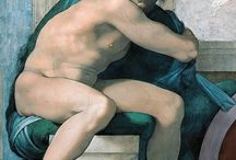 Festmények, szobrok, rajzok