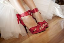 Fab Wedding Shoes / by Claudine Ursino