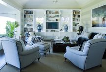 Family Room / by Eve Golden