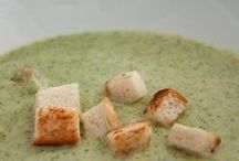brokoli suppe