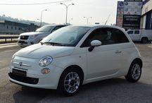 Fiat 500 1.3 JTD Sport 2010....8500 euros