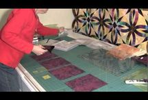 Quilt Videos and Tutorials / by Marion Hooper