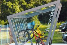 Estacionamiento Bicicletas