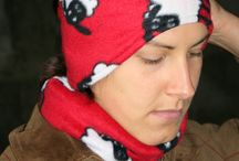 Snuggy Hoods for Smarts Horses & HUMANS!