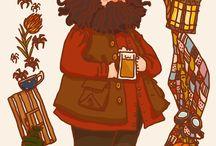Kresby: Harry Potter