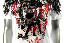 Artfull / Full Print Discharge T Shirt  / Kaos2 dengan gambar penuh full art, full print discharge. Di bandung, Jogja, Bali belon ada yang bisa bikin (ketinggalan jaman). Kebanyakan produk dari luar, bahkan Thailand udah pada bikin.
