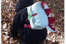 Accesories - Kids (backpacks, lunchboxes, etc.) / Accessoires pour enfants (sacs, lunchboxes, etc.) / by Luce D.