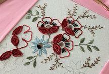 Kirjonta embroidery