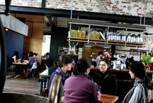 Enjoy Coffee @ / Our favourite places to drink coffee