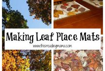 Teaching Autumn/Fall Leaves/Halloween / by Judi Metzger