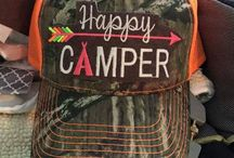 Happy Camper! / Country life!