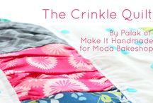 Blankets, blankets, blankets!