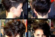Cute short haircut / by Sandra Rocha