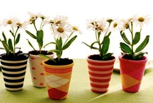 Think Green- Recycle Home Accessories / Be creative by making your old home accessories into new again