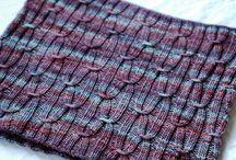 Knitting - COWLS