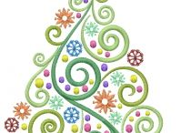 Embroidery Designs / Home sewing/embroidery machine designs that catch my eye for creative garment sewing.