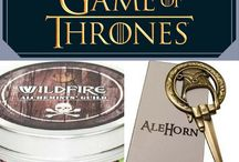 TV And Movie Gifts / Tv show gifts, movie gifts, tv shows gift ideas, movies gift ideas, game of thrones gifts, harry potter gifts, star wars gifts