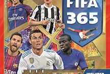 FIFA 365 2018 Sticker Collection / Panini is proud to present the all-new Panini FIFA 365 Sticker Collection for 2018.