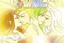 Fairy Tail Couples