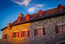 Fort Ticonderoga, Ticonderoga, New York / Pins from our partner site: Fort Ticonderoga, Ticonderoga, New York.  http://www.fortticonderoga.org/ / by American Heritage Chocolate