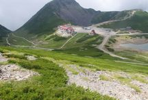 乗鞍岳(北アルプス)登山 / 乗鞍岳の絶景ポイント 北アルプス登山ルートガイド。Japan Alps mountain climbing route guide