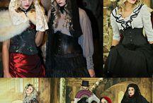 Victorian Gothic / 2016 Halloween Photoshoot