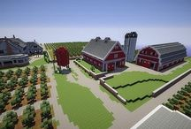 Farm minecraft