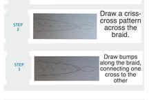 Drawing models & tutorials