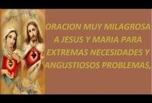 ORACIONES / PRAYERS
