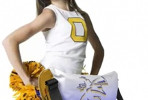 Cheerleader Apparel / Cheerleader Apparel from I'm G Clothing - school sports, youth athletics, cheer, school spirit / by I'm G Clothing & Accessories
