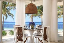 Dreamy Dining Rooms / If you knew you could have it in one of these breathtaking settings, you would never miss breakfast again.