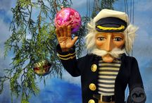 Holiday Marionettes / Here you can see marionettes we prepare for you. Marionettes with some special little gift...