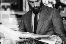 Beard elegance