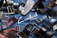 Cardeal concept cintos / Cintos masculinos