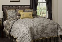 Bedding / by Amy Present