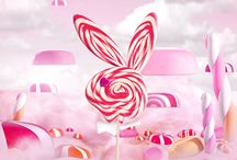Iconic Rabbit Collection / These collectibles embody the brand's essence... fun and unexpected!