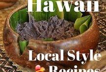 Hawaiian/caribbean
