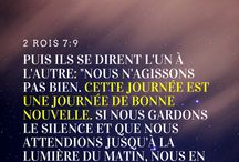 #laBible 2Rois