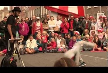 All About Us / Images and links relating to Street Performance World Championships past and present!