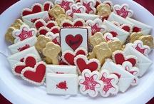 Valentines Baking & Food