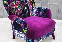 Gypsy furniture