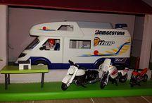 L'univers du playmobil / Souvenir de notre enfance , playmobil reste le jouet indémodable !