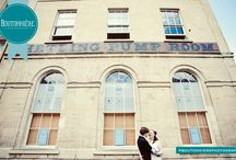 Benji & Fiona's Wedding @ The Little Cinema, Bath / by Boutonniere Photography
