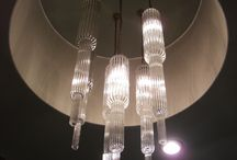 Tiered Lights / Product images and in situ images of the Tiered glass pendant light - http://rothschildbickers.com/products/tiered/