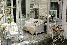 Terrasideeen / Het romantische terras van mijn dromen...