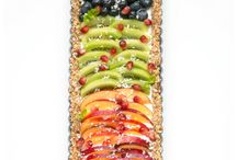 NO-BAKE YOGURT FRUIT TART